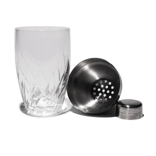 MAN OF THE WORLD - Japanese Glass Cocktail Shaker - MAN of the WORLD Online Destination for Men's Lifestyle - 3