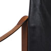 Kaare Klint - Safari Chair - Black Leather - MAN of the WORLD Online Destination for Men's Lifestyle - 6