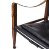 Kaare Klint - Safari Chair - Black Leather - MAN of the WORLD Online Destination for Men's Lifestyle - 5