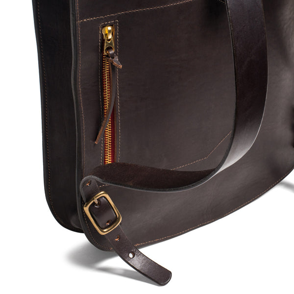 Kika NY - Roll Top Backpack - Walnut - MAN of the WORLD Online Destination for Men's Lifestyle - 9
