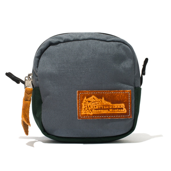 Kletterwerks - Cordura Square Pouch - MAN of the WORLD Online Destination for Men's Lifestyle - 1