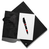 Black French Leather Notebook