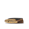 Laramie Knifeworks - Ox Horn Bark and Fossil Bison Bone Knife - MAN of the WORLD Online Destination for Men's Lifestyle - 2