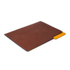 MAN OF THE WORLD - Leather Folder - Brown & Yellow - MAN of the WORLD Online Destination for Men's Lifestyle - 4