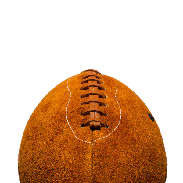 Leather Head - Suede Football - MAN of the WORLD Online Destination for Men's Lifestyle - 2