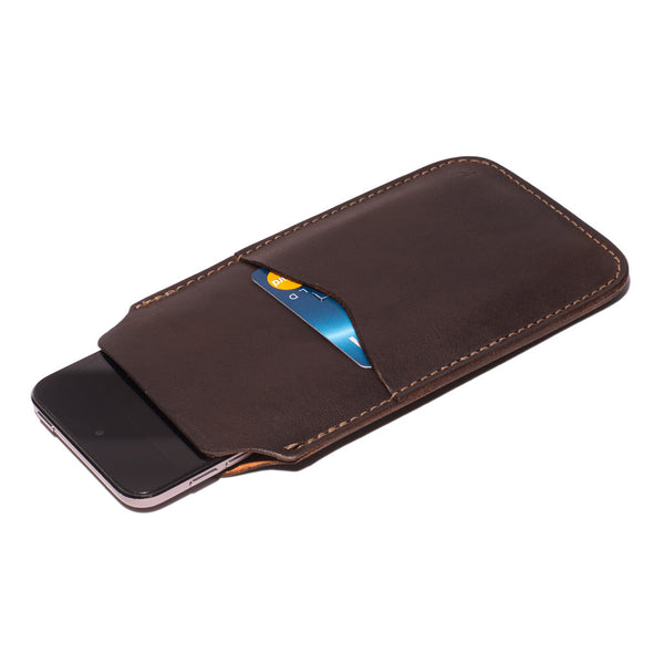 Leather iPhone 6 Case - 1 Pocket