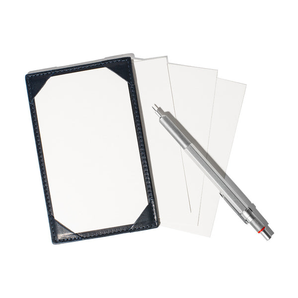 Leather Jotter