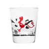 Libbey Glass - Painted Shot Glass - MAN of the WORLD Online Destination for Men's Lifestyle - 1