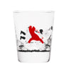 Libbey Glass - Painted Shot Glass - MAN of the WORLD Online Destination for Men's Lifestyle - 2