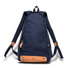 MAKR - Navy Backpack - MAN of the WORLD Online Destination for Men's Lifestyle - 1