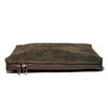 MAKR - Large Suede Organizational Pouch - MAN of the WORLD Online Destination for Men's Lifestyle - 2