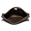 MAKR - Large Suede Organizational Pouch - MAN of the WORLD Online Destination for Men's Lifestyle - 4