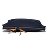 Navy Canvas Organizational Pouch