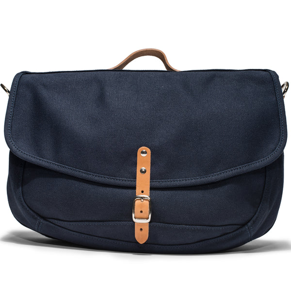 MAKR - Navy Post Bag - MAN of the WORLD Online Destination for Men's Lifestyle