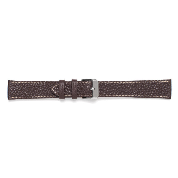 Pebbled Leather Strap