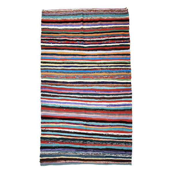 Nomadic Trading Co. - Technicolor Striped Chaput - MAN of the WORLD Online Destination for Men's Lifestyle - 1