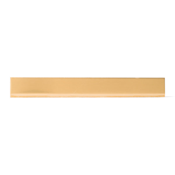 Midori - Solid Brass Centimeter Ruler - MAN of the WORLD Online Destination for Men's Lifestyle - 2