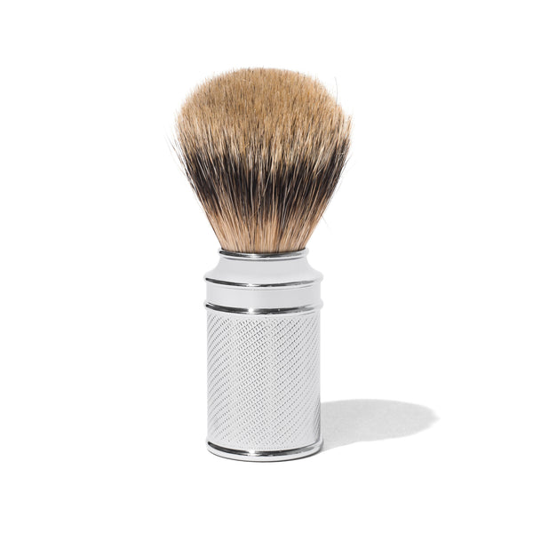 Leather Case Travel Shave Set