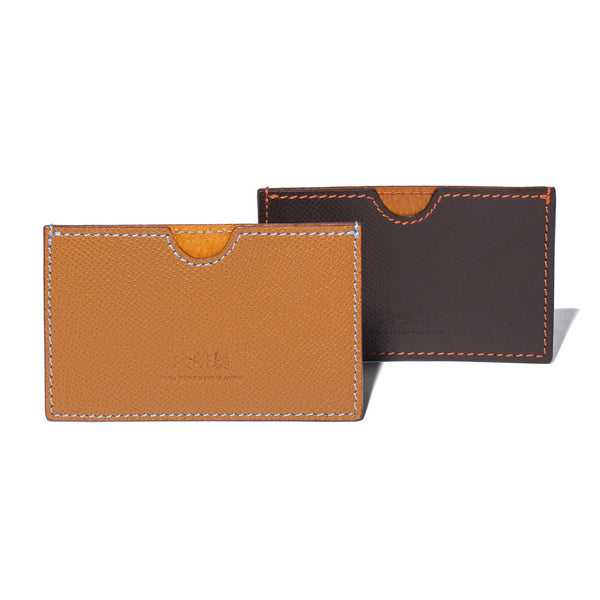 Japanese Leather Business Card Holder