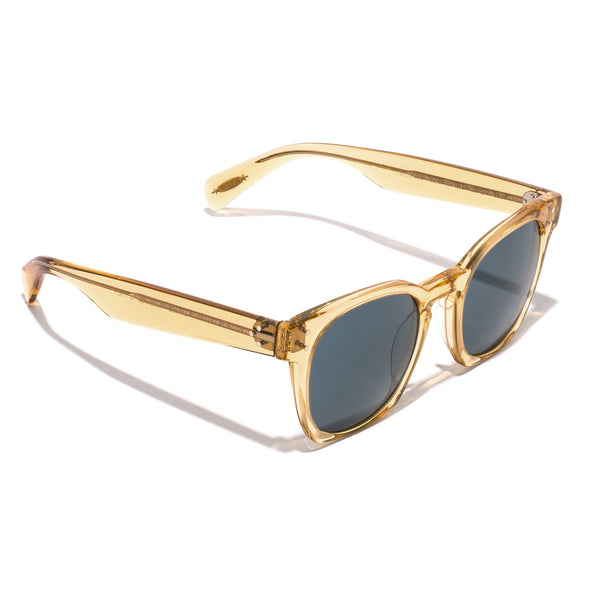 Oliver Peoples - Byredo Sunglasses - Beige Crystal - MAN of the WORLD Online Destination for Men's Lifestyle - 2