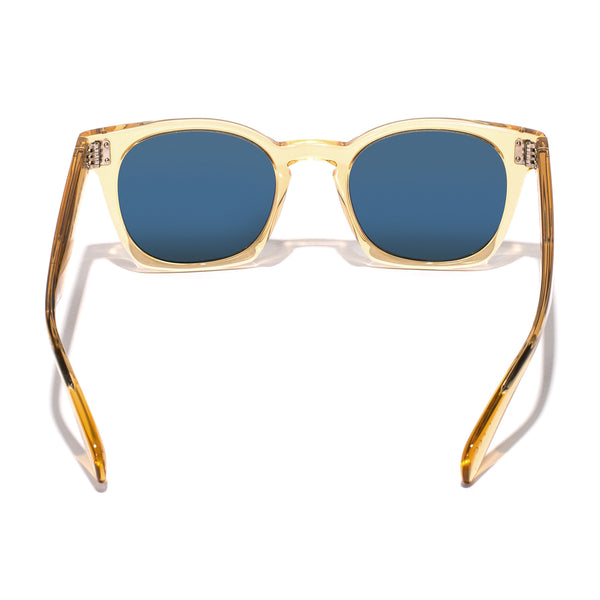 Oliver Peoples - Byredo Sunglasses - Beige Crystal - MAN of the WORLD Online Destination for Men's Lifestyle - 4
