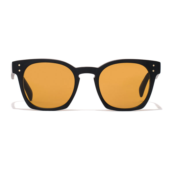 Oliver Peoples - Byredo Sunglasses - Matte Black - MAN of the WORLD Online Destination for Men's Lifestyle - 1