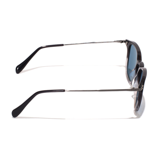 Oliver Peoples - Ennis Sunglasses - Grey Gradient & Pewter - MAN of the WORLD Online Destination for Men's Lifestyle - 3