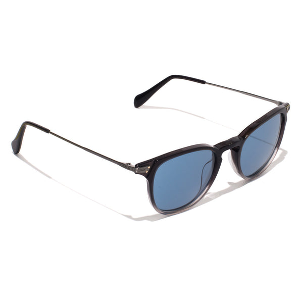 Oliver Peoples - Ennis Sunglasses - Grey Gradient & Pewter - MAN of the WORLD Online Destination for Men's Lifestyle - 2