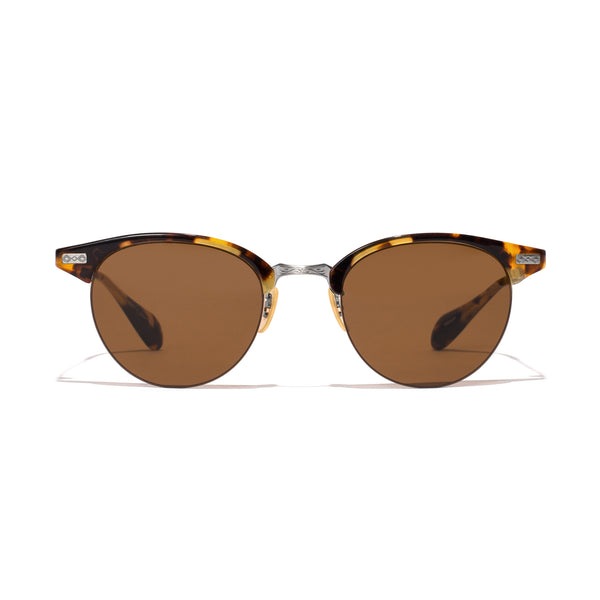 Executive II Sunglasses - Tortoise & Antique Gold