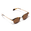 Oliver Peoples - Executive II Sunglasses - Tortoise & Antique Gold - MAN of the WORLD Online Destination for Men's Lifestyle - 2