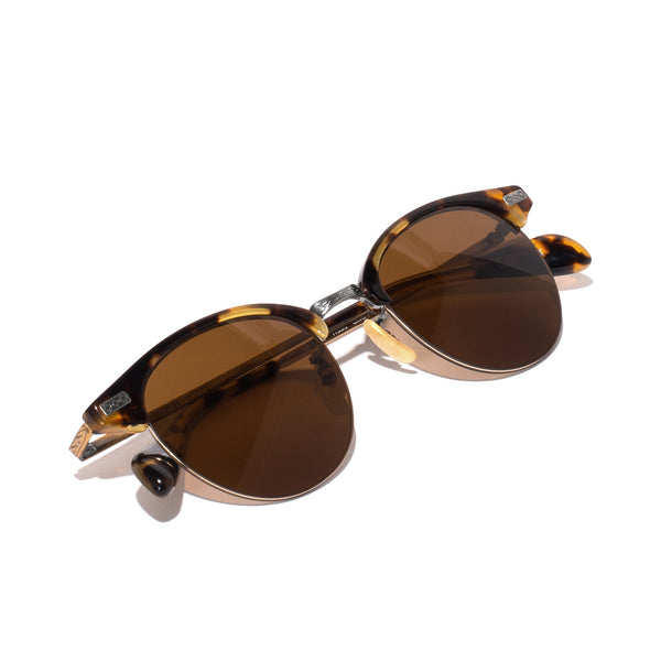 Oliver Peoples - Executive II Sunglasses - Tortoise & Antique Gold - MAN of the WORLD Online Destination for Men's Lifestyle - 5
