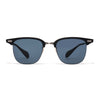 Oliver Peoples - Executive I Sunglasses - Matte Black & Pewter - MAN of the WORLD Online Destination for Men's Lifestyle - 1