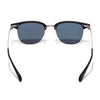 Oliver Peoples - Executive I Sunglasses - Matte Black & Pewter - MAN of the WORLD Online Destination for Men's Lifestyle - 4