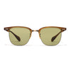 Oliver Peoples - Executive I Sunglasses - Matte Sycamore & Antique Gold - MAN of the WORLD Online Destination for Men's Lifestyle - 1