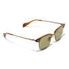 Oliver Peoples - Executive I Sunglasses - Matte Sycamore & Antique Gold - MAN of the WORLD Online Destination for Men's Lifestyle - 2