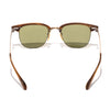Oliver Peoples - Executive I Sunglasses - Matte Sycamore & Antique Gold - MAN of the WORLD Online Destination for Men's Lifestyle - 4