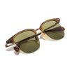 Oliver Peoples - Executive I Sunglasses - Matte Sycamore & Antique Gold - MAN of the WORLD Online Destination for Men's Lifestyle - 5