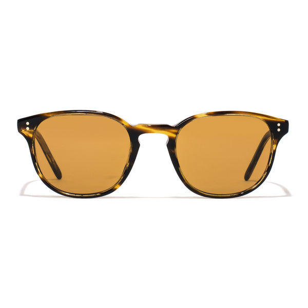 Fairmont Sunglasses - Cocobolo