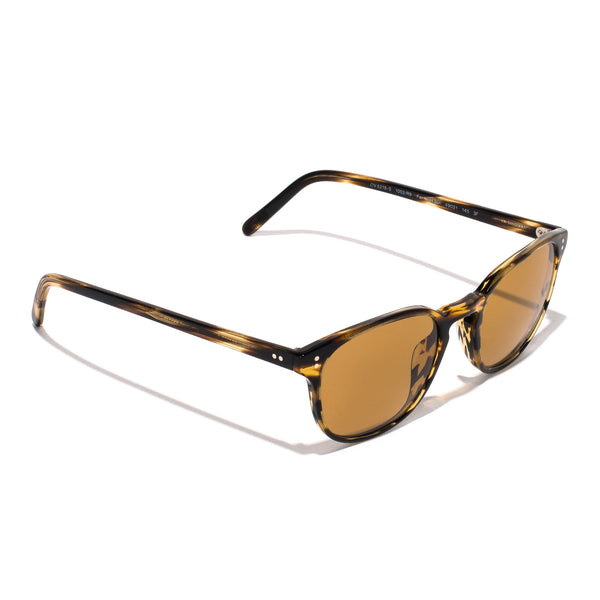 Oliver Peoples - Fairmont Sunglasses - Cocobolo - MAN of the WORLD Online Destination for Men's Lifestyle - 2