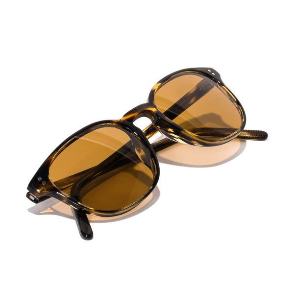 Oliver Peoples - Fairmont Sunglasses - Cocobolo - MAN of the WORLD Online Destination for Men's Lifestyle - 5