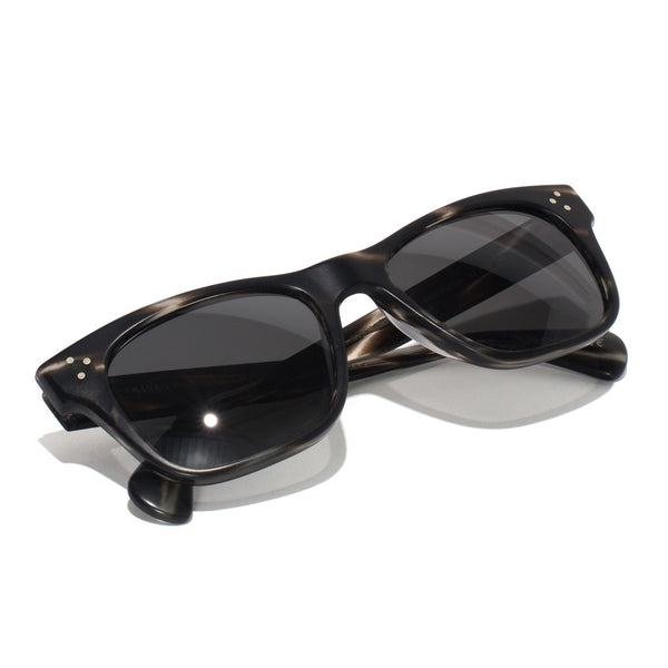 Oliver Peoples - Jack Huston Sunglasses - Semi Matte Ebonywood - MAN of the WORLD Online Destination for Men's Lifestyle - 5