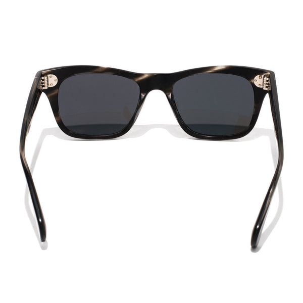 Oliver Peoples - Jack Huston Sunglasses - Semi Matte Ebonywood - MAN of the WORLD Online Destination for Men's Lifestyle - 4