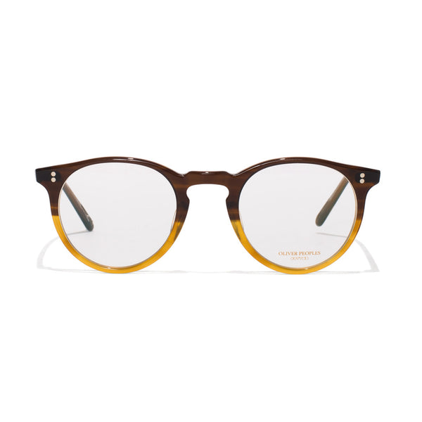 Oliver Peoples - O'Malley Glasses - Brown Fade - MAN of the WORLD Online Destination for Men's Lifestyle - 1