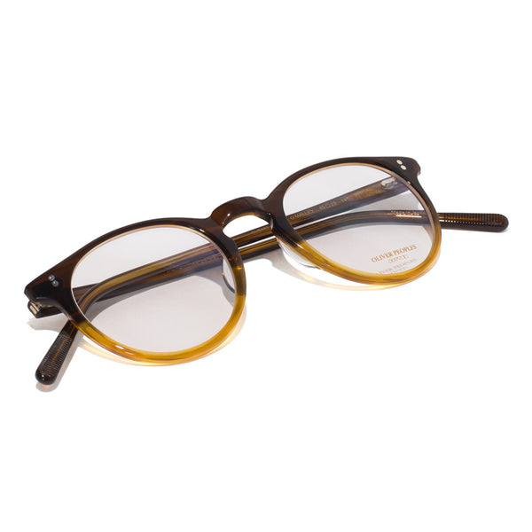 Oliver Peoples - O'Malley Glasses - Brown Fade - MAN of the WORLD Online Destination for Men's Lifestyle - 5