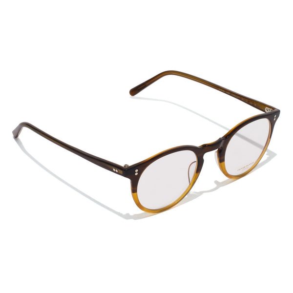 Oliver Peoples - O'Malley Glasses - Brown Fade - MAN of the WORLD Online Destination for Men's Lifestyle - 2