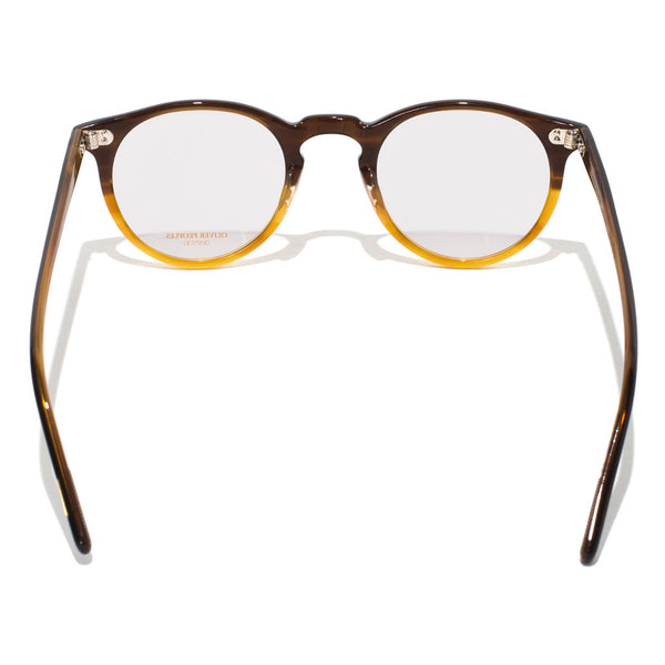 Oliver Peoples - O'Malley Glasses - Brown Fade - MAN of the WORLD Online Destination for Men's Lifestyle - 4