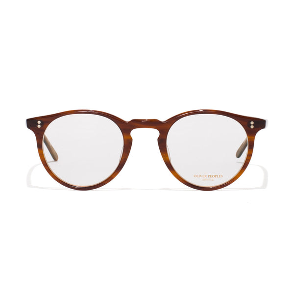 O'Malley Glasses - Brown Tortoise Cream