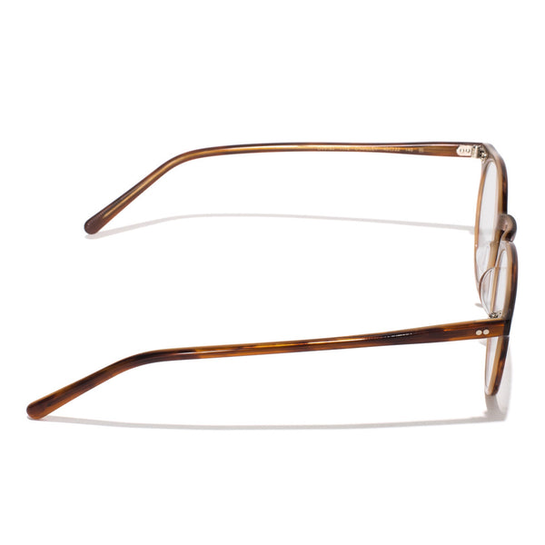 Oliver Peoples - O'Malley Glasses - Brown Tortoise Cream - MAN of the WORLD Online Destination for Men's Lifestyle - 3