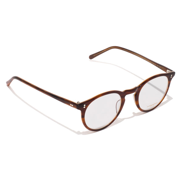 Oliver Peoples - O'Malley Glasses - Brown Tortoise Cream - MAN of the WORLD Online Destination for Men's Lifestyle - 2