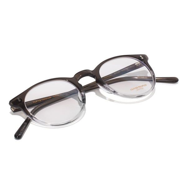 Oliver Peoples - O'Malley Glasses - Grey Fade - MAN of the WORLD Online Destination for Men's Lifestyle - 5